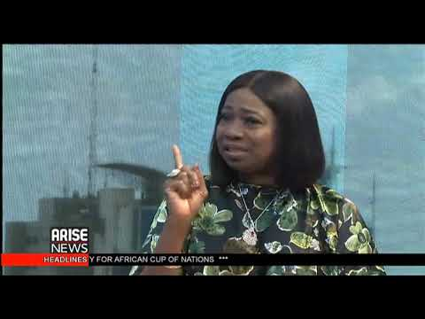 Abike Dabiri talks about the situation of Nigerians in the diaspora & upcoming 2019 Elections
