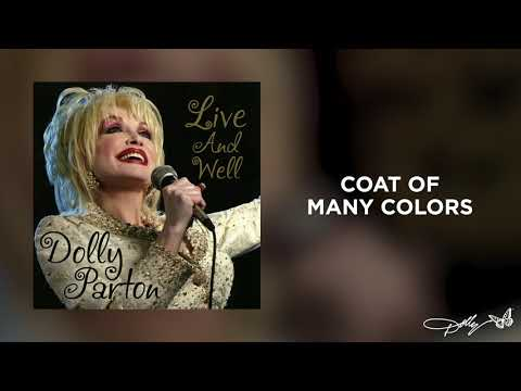 Dolly Parton - Coat of Many Colors (Live and Well Audio)