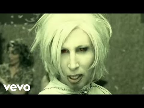 Tekst piosenki Marilyn Manson - I Don't Like The Drugs But The Drugs Like Me po polsku