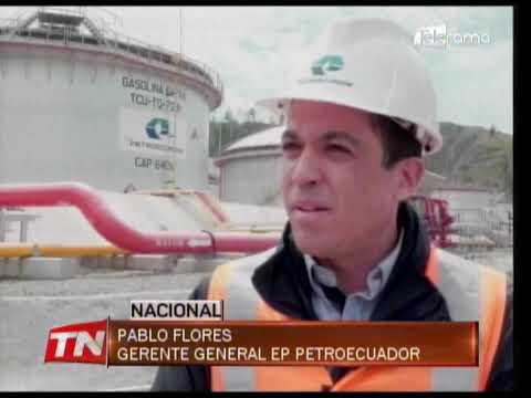 Técnicos de la EPN realizan estudios en terminal de productos limpios Cuenca