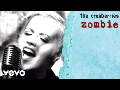 Tekst piosenki The Cranberries - Zombie po polsku