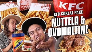 Video KFC Coklat GAK ENAK!!! jadi gue Bikin Sendiri pake NUTELLA & OVOMALTINE enak gak ya? MP3, 3GP, MP4, WEBM, AVI, FLV November 2017
