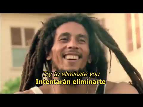 Who the cap fit - Bob Marley (LYRICS/LETRA) (Reggae)