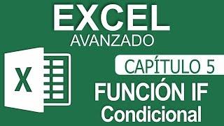 En este capitulo explico la función condicional IF (si), he explicado 2 ejemplos, 1 lo usamos con los userform y otro para los...