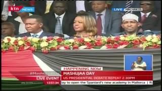 DP William Ruto's full speech on Mashujaa day