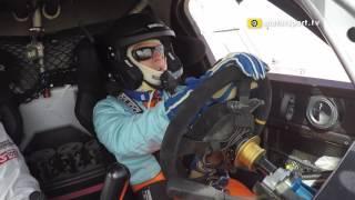 Ecco che emozione è stata guidare tra le dune del Marocco la Mini All4Racing della Dakar! Guardate qui.