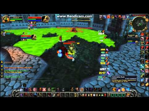 Slicespree – Molten WoW – Combat Rogue PvP 3