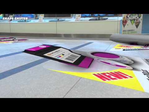 floor graphics 3d floorgraphics video