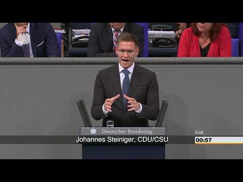 Bundestag - 8. November 2018 - Entwicklung des eSports
