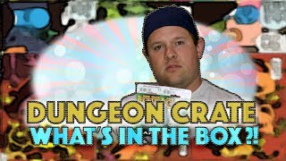 This episode: Dungeon CrateGet your own @ http://www.dungeoncrate.comYour host - John BuccoBig Thanks to Dungeon Crate for sharing with us!Consider becoming a Patreon! https://www.patreon.com/conquestLike us on Facebook: http://www.facebook.com/conquestdigitalFollow us on Twitter: http://www.twitter.com/Conquest_TVFollow The Nerd Machine:http://thenerdmachine.com/nerd-hqhttp://fb.com/thenerdmachinehttp://twitter.com/thenerdmachinehttp://instagram.com/thenerdmachineSnapchat: @RealNerdMachine