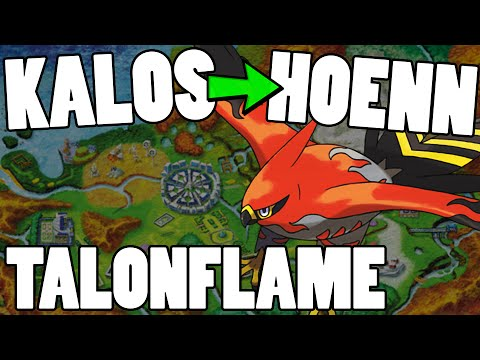 tutor - Talonflame doesn't get any good tutors in ORAS, so lets just talk about how strong and diverse Talonflame is! Acrobatics is also a good option on the Sitrus Berry Set