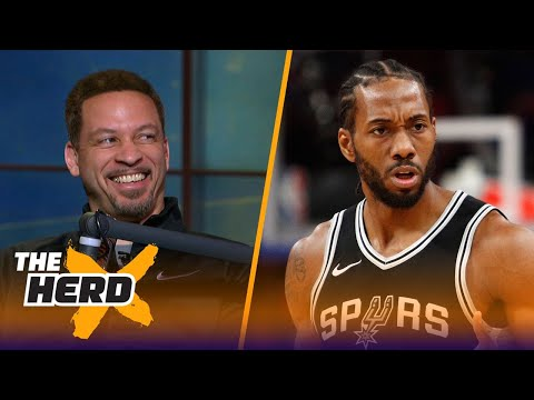 Chris Broussard on what to expect from Kawhi and LeBron after the 2018 NBA Playoffs  THE HERD