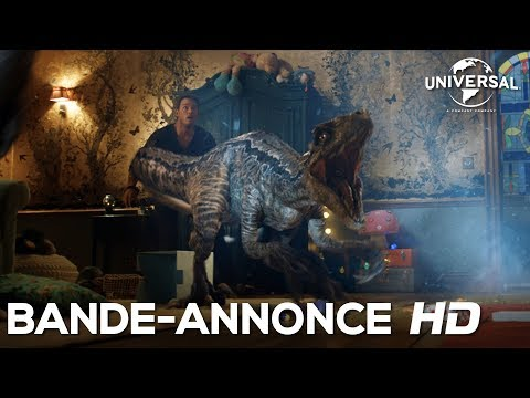 Jurassic World : Fallen Kingdom / Bande-Annonce Finale VF