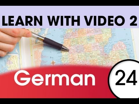 Learn German with Video – 5 Must-Know German Words 1
