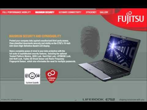 LIFEBOOK E752