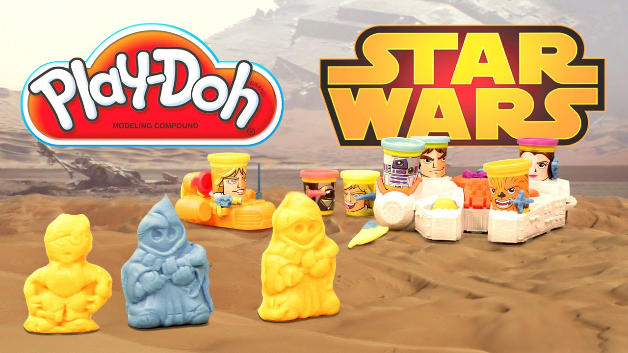 STAR WARS – Play-Doh!
