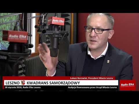 Wideo1: Leszno Kwadrans Samorządowy 01/2018