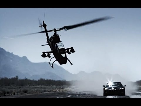 Top Gear Korea - Helicopter Crash