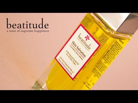 Beatitude - Skin Salvation Face Oil 30ml