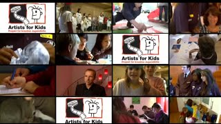 Artists for Kids Imagefilm