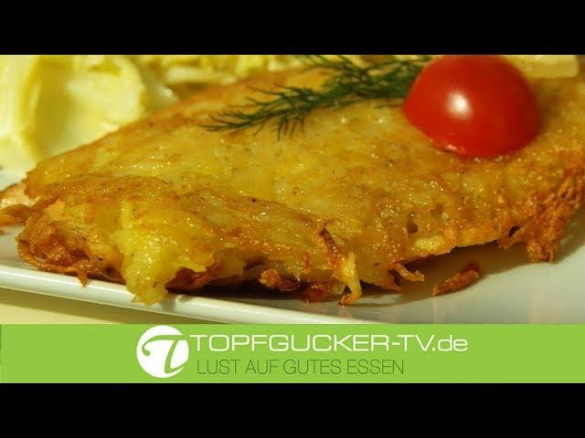 Siebenbrunner Bachsaibling | Kartoffelkruste | Rahmwirsing | Rezeptempfehlung Topfgucker-TV
