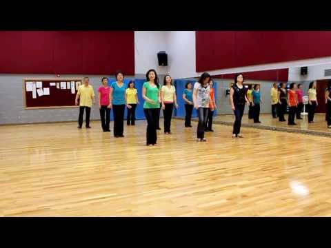 Blurred Lines (Rachael & Arjay) – Line Dance (Dance & Teach in English & 中文)