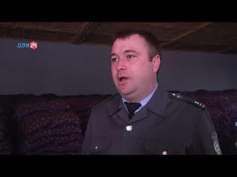 Специалисты Управления Россельхознадзора проверили качества семенного картофеля в Ростовской области