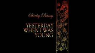 Shirley Bassey's Yesterday When I Was Young