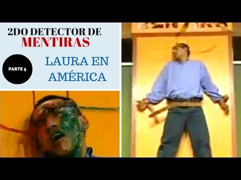Segundo detector de mentiras - laura bozzo (parte 5)