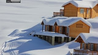 Auli India  City new picture : UTTARAKHAND TOURISM- Adventurous Winters || SNOW Documentary || AULI ROPEWAY || CANON