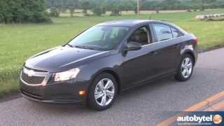 Cruze Diesel Fuel Economy Report - 2014 Chevrolet Cruze Diesel Test Drive&Car Video Review