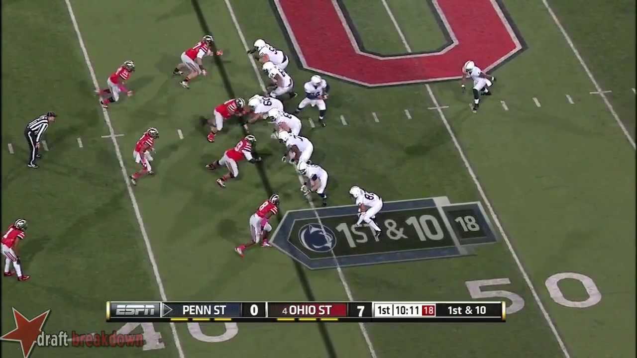 Ryan Shazier vs Penn State (2013)