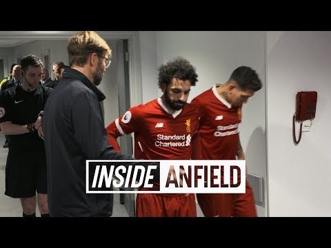 Inside Anfield: Liverpool 3-0 Bournemouth   EXCLUSIVE TUNNEL CAM
