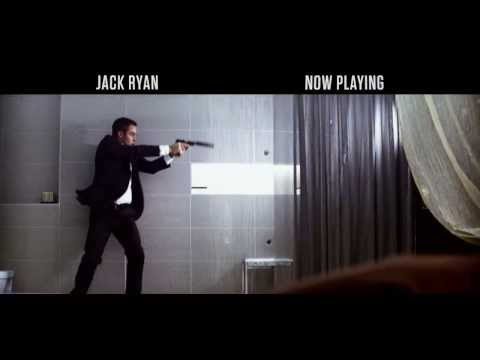 Jack Ryan: Shadow Recruit - Now Playing