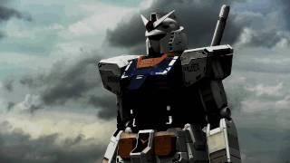 1/1 scale Gundam in Shizuoka : short time lapse