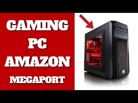 Gaming Pc von Amazon I Megaport Gaming Pc I Mein Review!