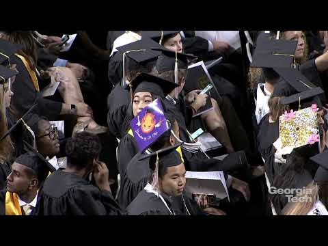2019 Spring Bachelor's PM Commencement Ceremony