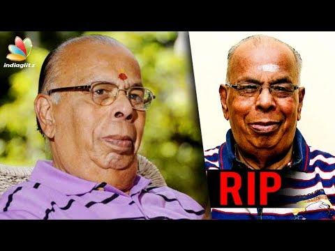 Actor Neelu passes away | R. Neelakantan |  Muhammad bin Tughluq (видео)
