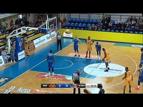 ΡΕΘΥΜΝΟ CRETAN KINGS – KYMH 78 – 64 | BASKET LEAGUE |15/12/2018 | ΕΡΤ
