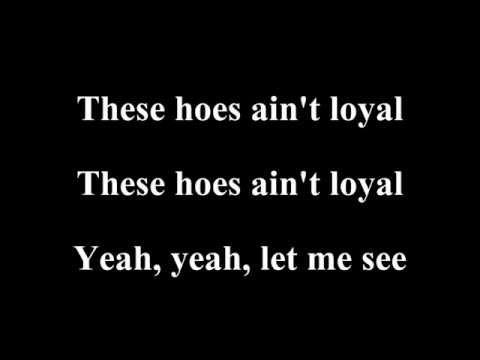 Chris Brown - Loyal ft.Lil Wayne,Tyga (Lyrics)