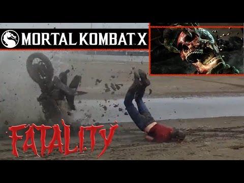 Mortal Kombat X en la vida REAL!! - Parte 1