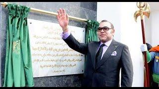 خبر اليوم:  الملك محمد السادس والشعب المغربي قصة حب لا تنتهي