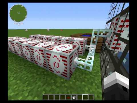 Minecraft ic2 схемы ядерного