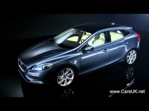 New 2012 Volvo V40 Video