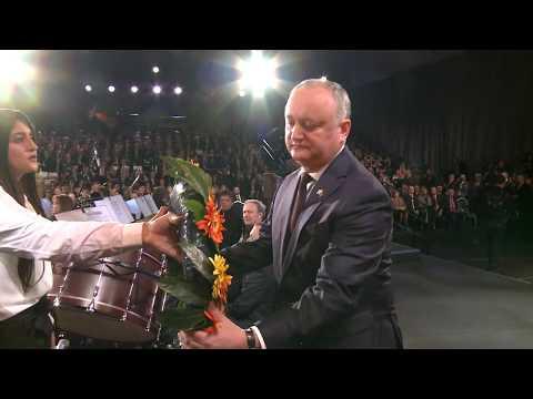 Игорь Додон в Иерусалиме принял участие в церемонии поминовения жертв Холокоста