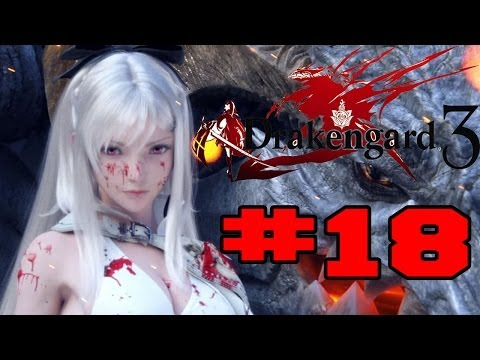 Drakengard 3 - Walkthrough Part 18 Chapter 3: Verse 5 \