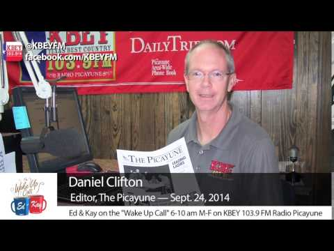 Picayune Wednesday with Daniel Clifton | Sept. 24, 2014