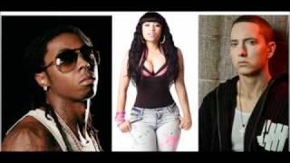 Romans revenge (remix)- Nicki Minaj feat. Eminem and Lil' Wayne [w/ download link]