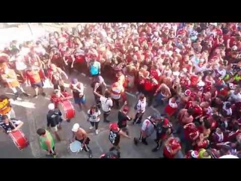 Previa al partido del Caracas FC vs Deportivo Tachira 0x0 T - Los Demonios Rojos - Caracas