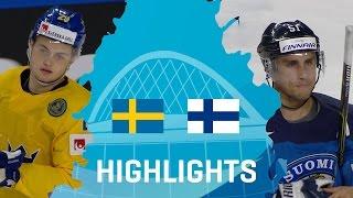 Финляндия - Швеция 4-1